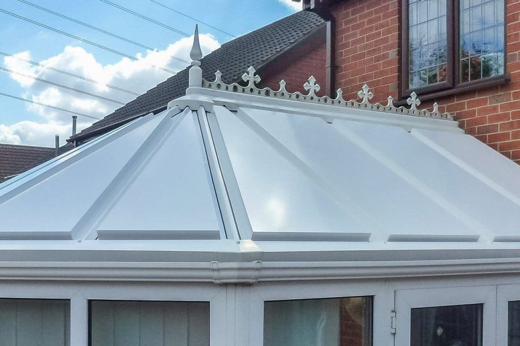 Benefits Of A Thermotec Roof Superior Conservatory Panels
