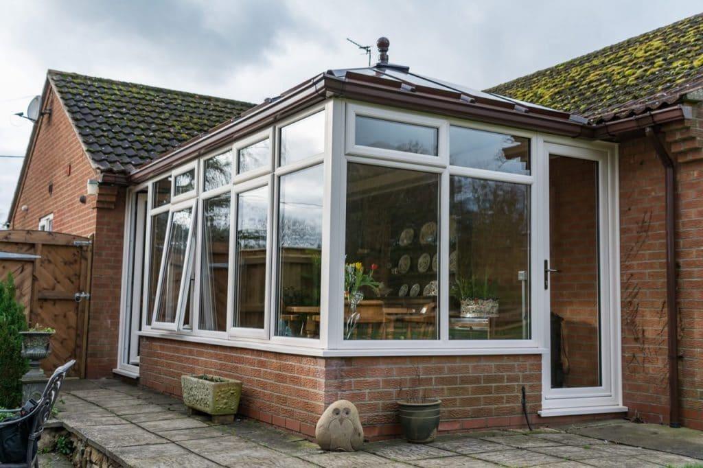 roof panels for aluminium conservatories
