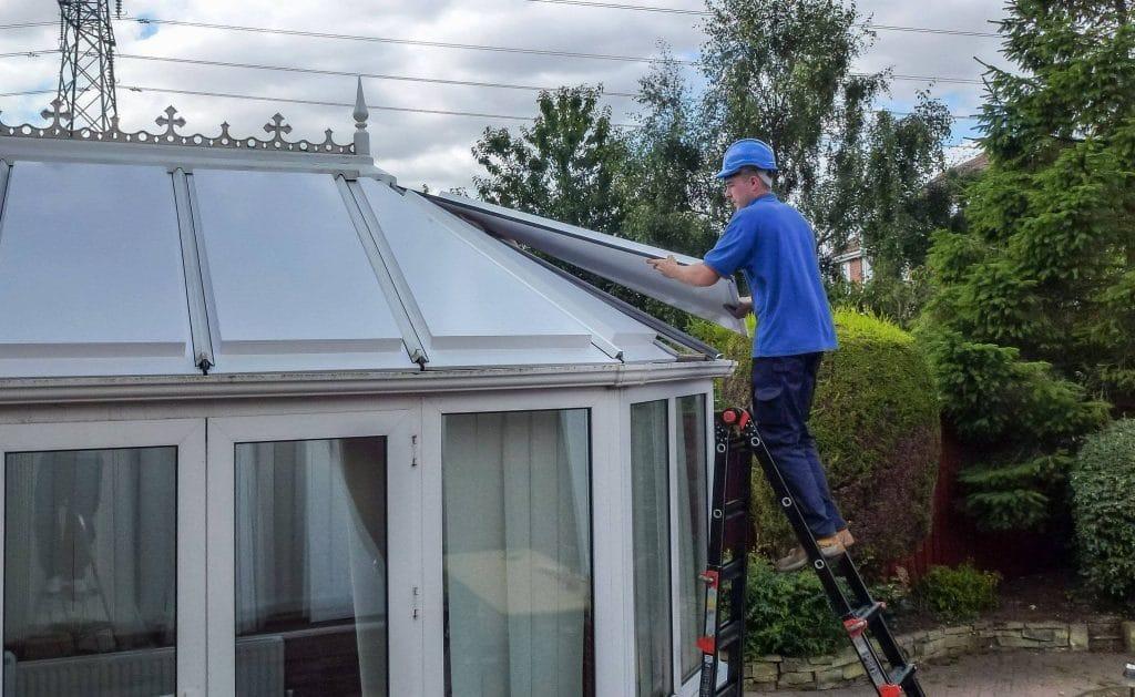 Understanding DIY conservatory roof panels - Superior Conservatory