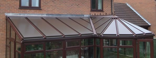Roof Panels For Pvcu Conservatories Superior