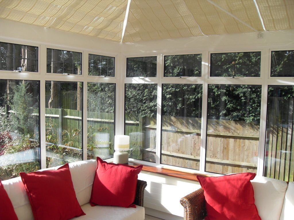 update an old conservatory