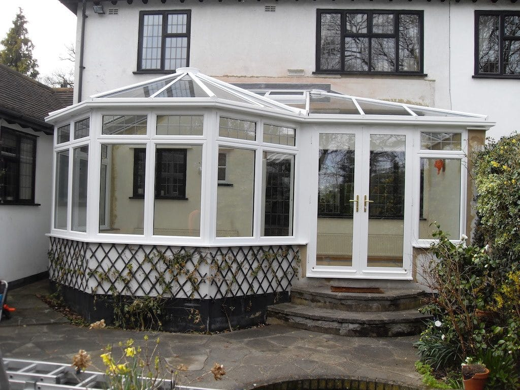 conservatory roof options