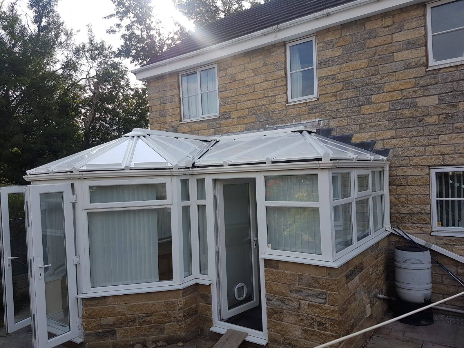 Derbyshire P Shape Roof Replacement Superior