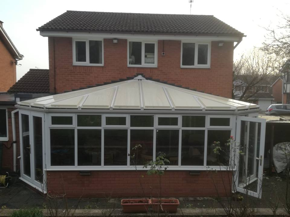 Can You Put A Solid Roof On A Conservatory Superior