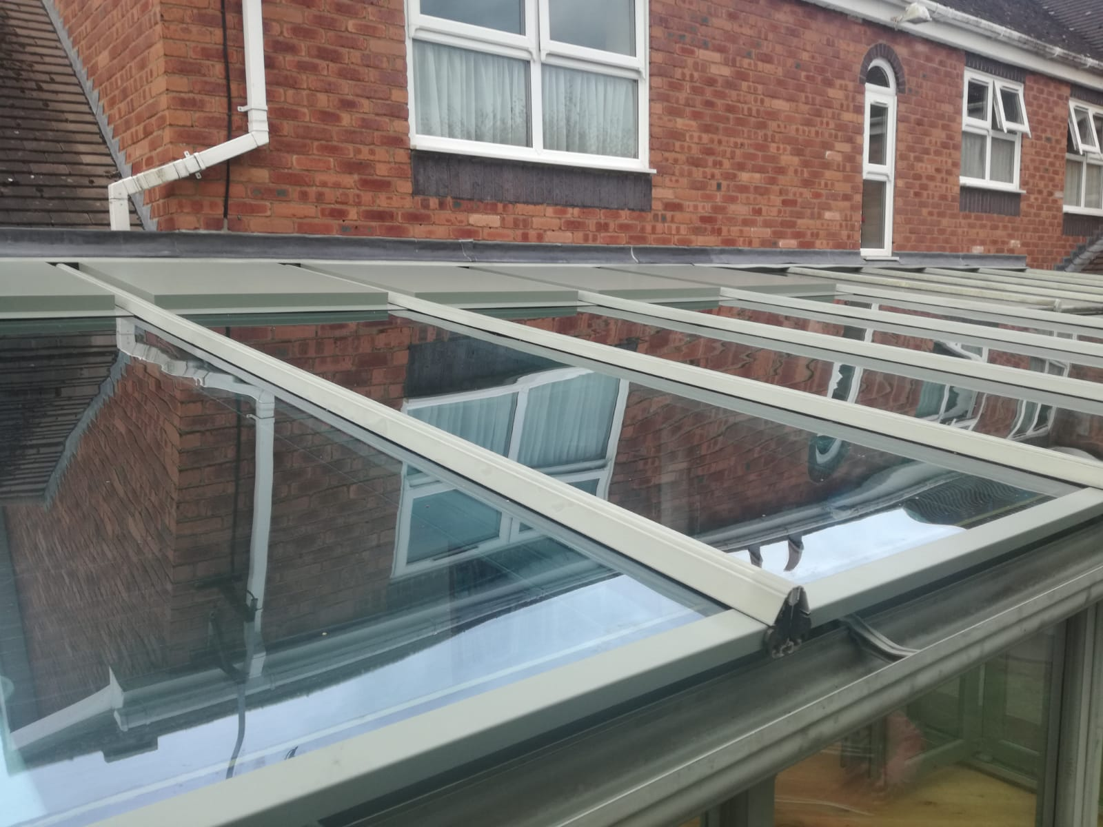 New Conservatory Roof Panels Telford Superior Conservatory Panels
