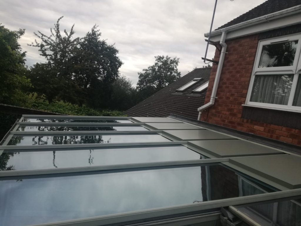 conservatory roof panels Telford