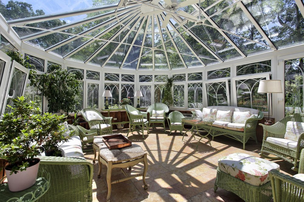 replace or repair a conservatory roof