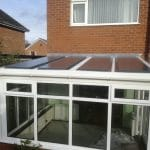 Thermotec roof in Wigan